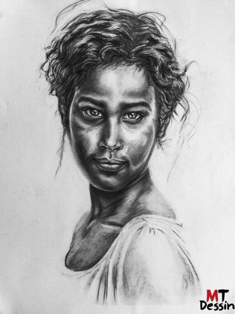 Portrait fusain.A2