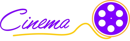 logo design cinema by MTDessin