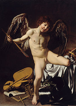 260px-Caravaggio_-_Cupid_as_Victor_-_Google_Art_Project