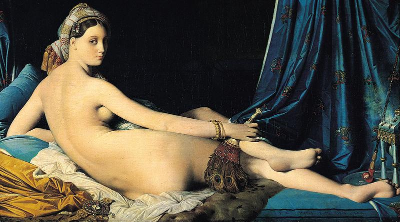800px-Jean_Auguste_Dominique_Ingres,_La_Grande_Odalisque,_1814