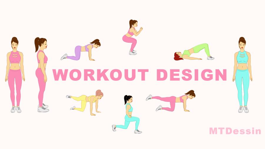 Design personnalisé fitness