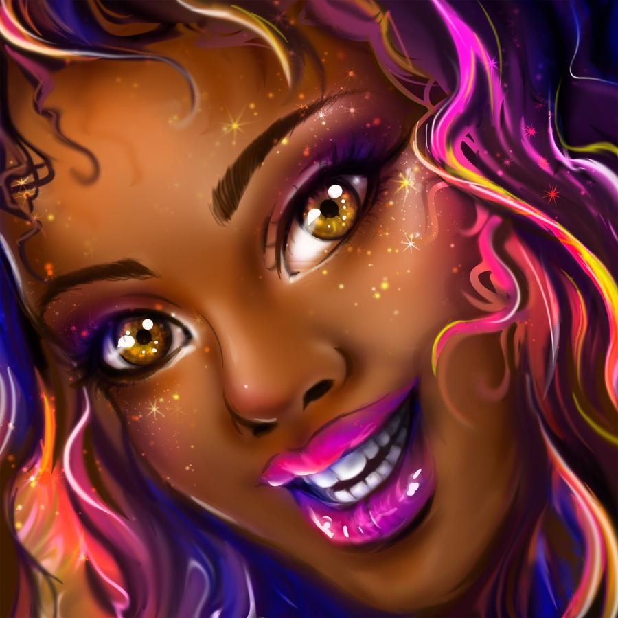 black girl bon