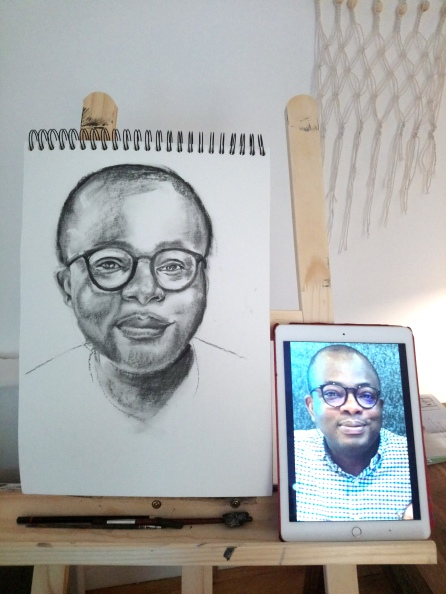STAGE Dessin PORTRAIT by mtdessin