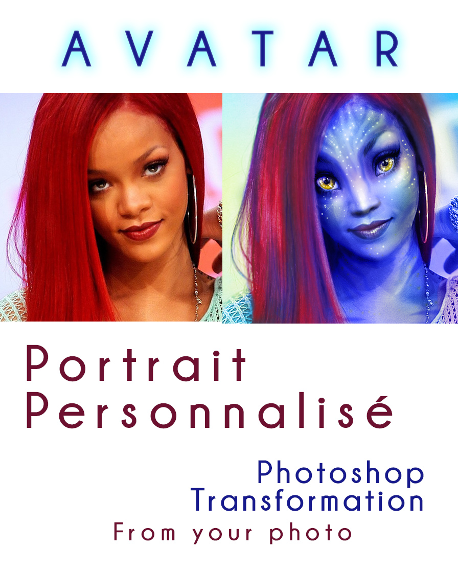 avatar photo transformation