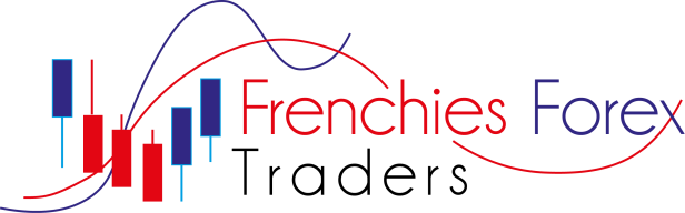 logo groupe de trading frenchies forex trading designed by mtdessin.