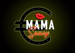 LOGO MAMA Saucy designed by mtdessin.
