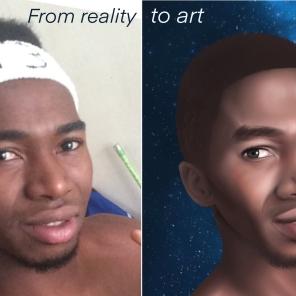 portrait mtdessin